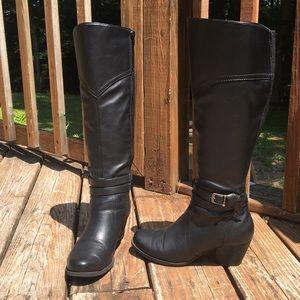 Bare Traps faux leather boots Rhodes